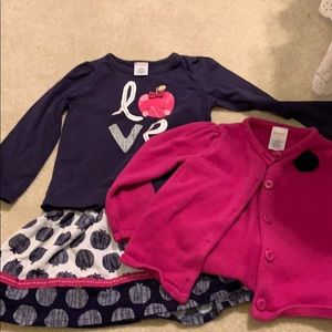 Gymboree set